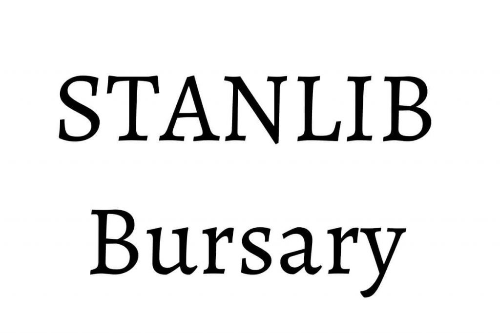 stanlib bursary