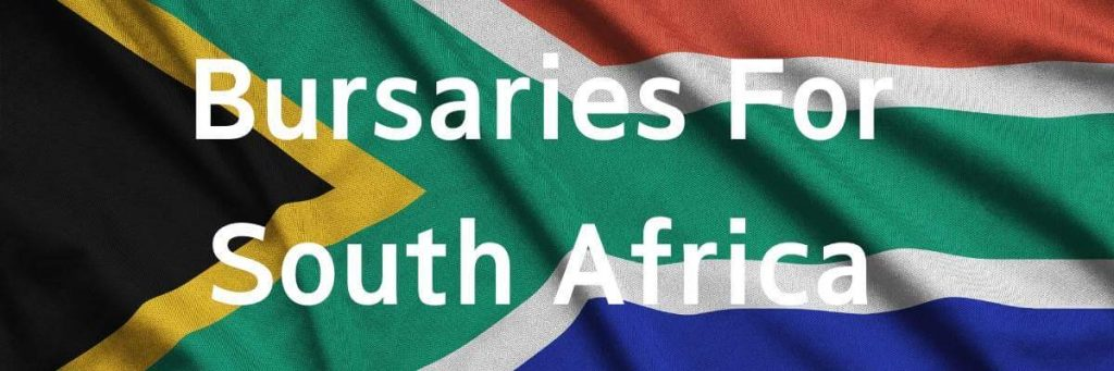 Bursaries for 2021 South Africa