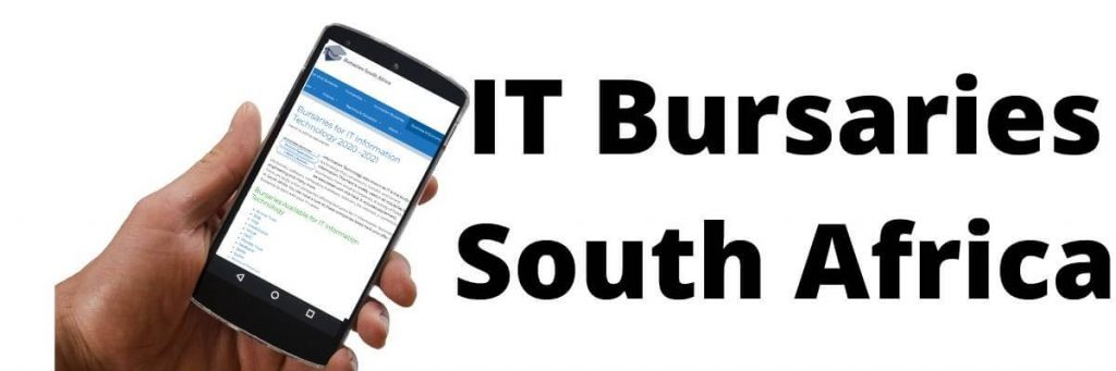 IT Bursaries 2020 South Africa. What Information Technology bursaries are available in SA for 2020