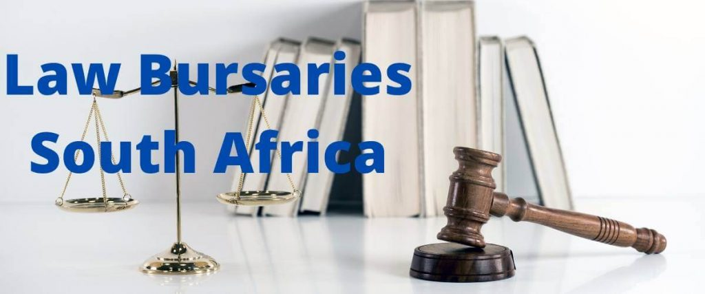 Law Bursaries South Africa. See which bursaries are available for Law Students