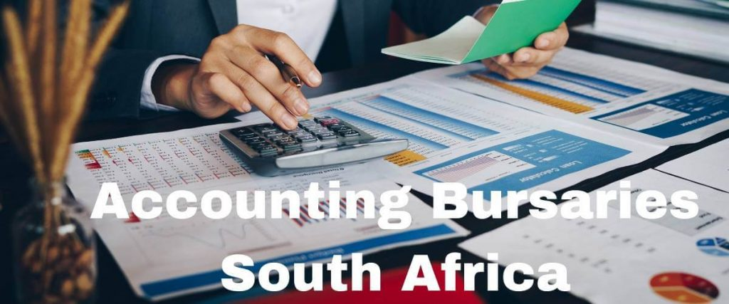 Accounting Bursaries in South Africa