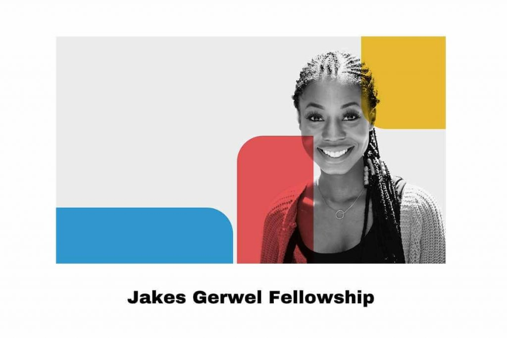 jakes gerwel fellowship