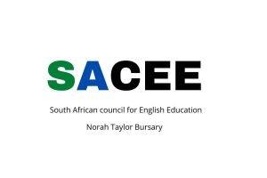 SACEE Norah Taylor Bursary for Teachers