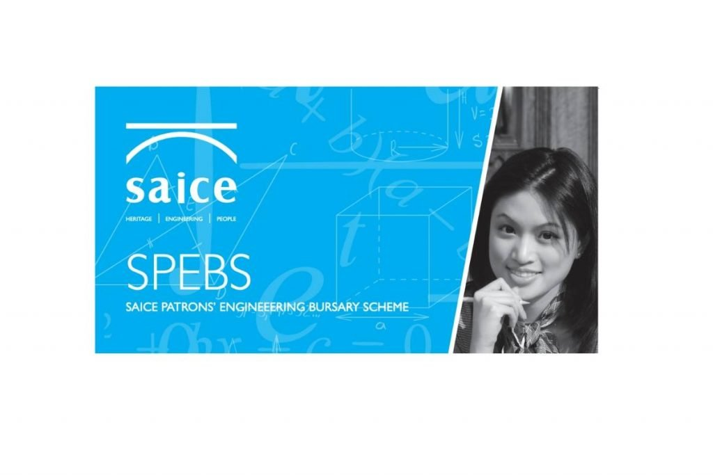 SPEBS Bursary SAICE Civil Engineering