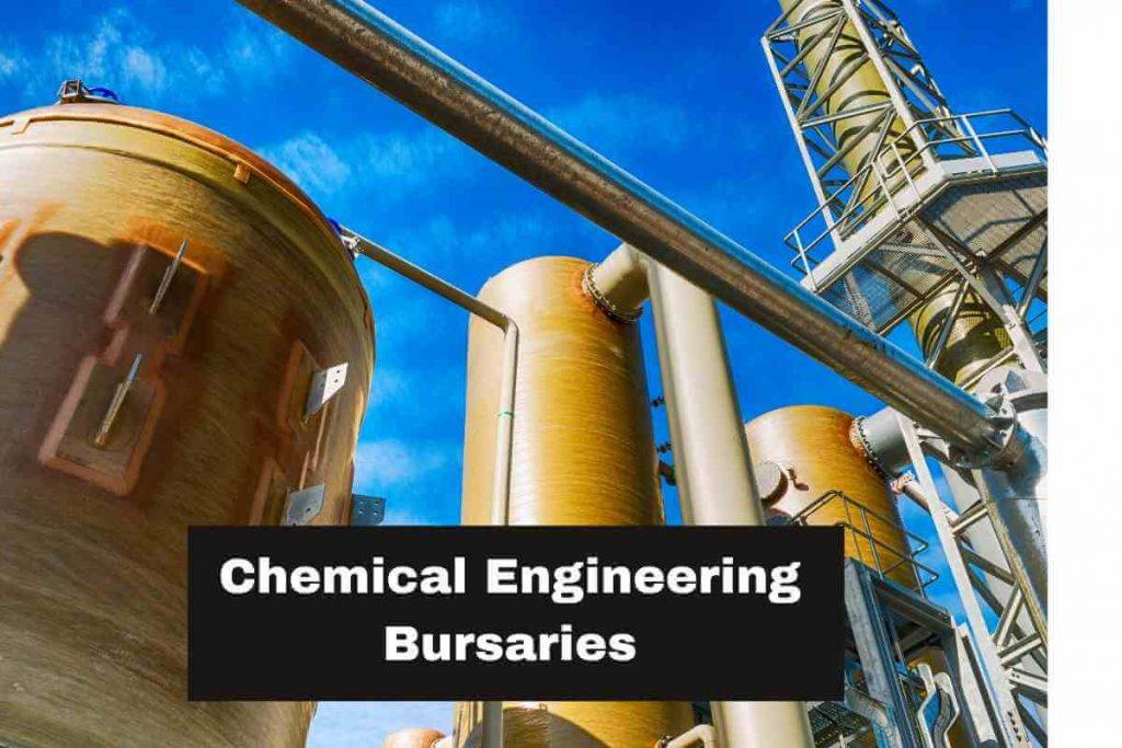 chemical engineering bursaries