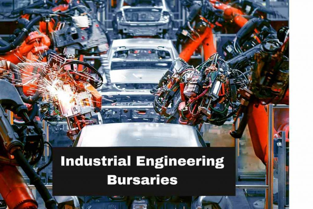 industrial engineering bursaries