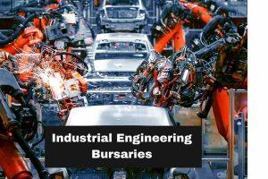 industrial engineering bursaries