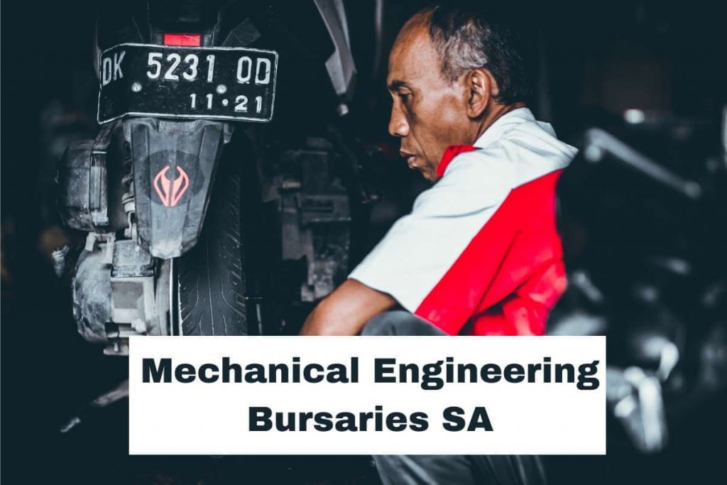mechanical engineering bursaries