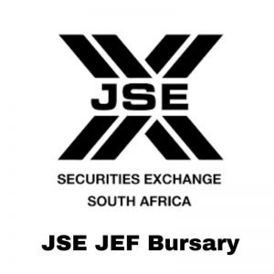 JSE Bursary program
