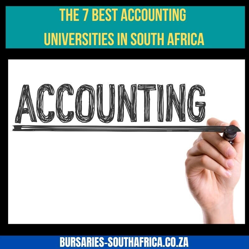 best accounting universities south africa