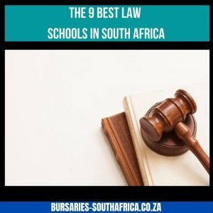 Best law schools in south africa