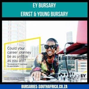 EY bursary