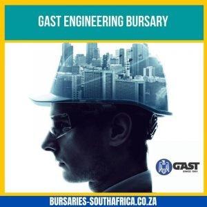 gast bursary