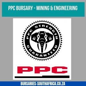 ppc bursary