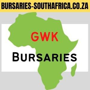 GWK Bursaries