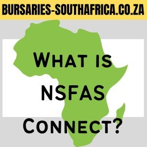 what is nsfas Connect?