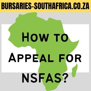 How to appeal for nsfas?